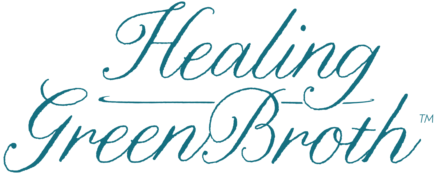 Healing Green Broth logo